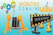 migrate your websiteor blog