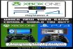 tell you which video game console to buy PS4 or Xbox1