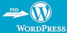 convert PSD to WordPress Design Responsive Themes