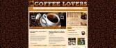 give coffee Niche Wordpress Blog Website  Use with Clickbank, Adsense,Amazon