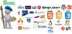 reparar javascript, php, python, html, css, bugs