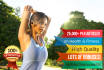 send 25,000 Ultimate Health and Fitness PLR Articles