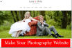 do your photography website