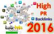 35 Genuine seo backlinks high pr stable SERP