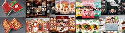 create Menu Design for your Restaurant
