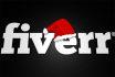 put a SANTA Christmas hat on your logo