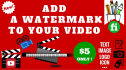 add watermark to your video