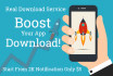 do your apps marketing for boost your apps download