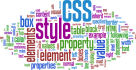 write pure css codes for your website