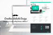 design and develop clean and responsive website