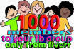 add 1000 members to your facebook group