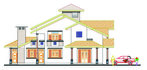 draw Auto CAD 2D drawing