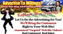 promote your mlm link, website, solo ads to 5 million targeted subscribers