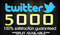 provide 5000  Twitter Followers To Any Account