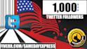 1000 USA Twitter Followers