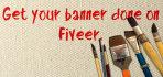 design a website banner