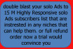 double blast your solo Ads to 15 M Highly Responsive solo Ads subscribers list