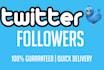 add 20000 twitter followers