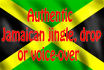 do 5 dry drops in Jamaican patois