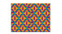 design geometrical pattern for textiles