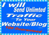 send Over 7000 High QUALITY Visitors to your Site