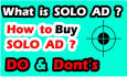 blast your solo ad and email advertising