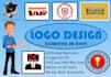 do a custom logo design