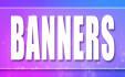 design an eye catching banner or header