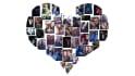 make Happy Birthday or Valentine Day video