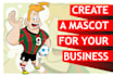 create a mascot for your business