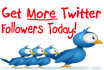 retweet your message to 280 twiitter followers