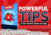 add 100 YOUTUBE video Seo Bookmarks Recommended for AdSense