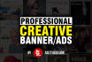 design Headers, Banners, Fb, Youtube covers
