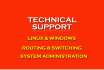 provide you technical support in Windows and Linux