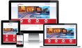 develop beautiful responsive website for you