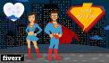 make you as a superhero