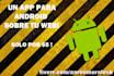 crear una hermosa app para android de tu sitio web