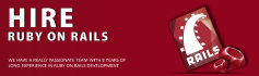 do Ruby on Rails web and API development