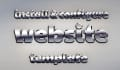 install and configure website template for you