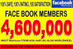 promote your business 4,600,000 peoples on social media