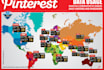 present 275 The Netherlands based Pinterest Pin within 24 hours