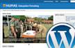 modify WordPress theme design