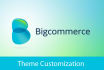 edit your bigcommerce website