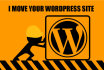 move your WordPress site to another domain