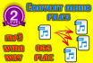convert Audio Files Mp3 Wma Aac Wav