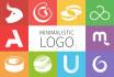 create a design for an app or logo