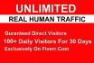 drive Real Human Direct Traffic