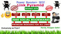 power Booster SEO Link Pyramid on Google Top Ranking Dominate Guarantee
