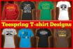 do a tshirt Design
