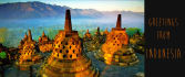 send you a beautiful postcard from Indonesia